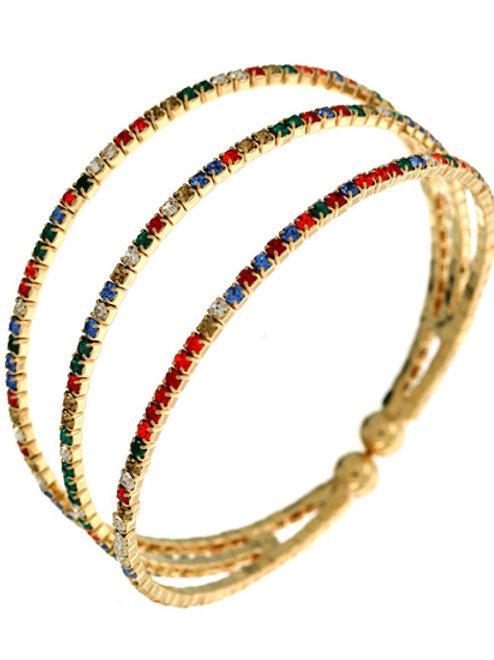 Golden Time of Day Bracelet