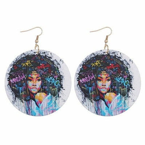 Queen Nile Earrings