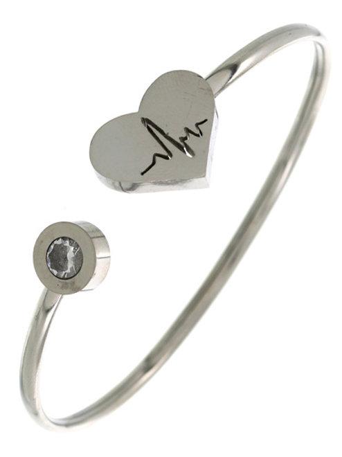 My Heartbeat Bracelet