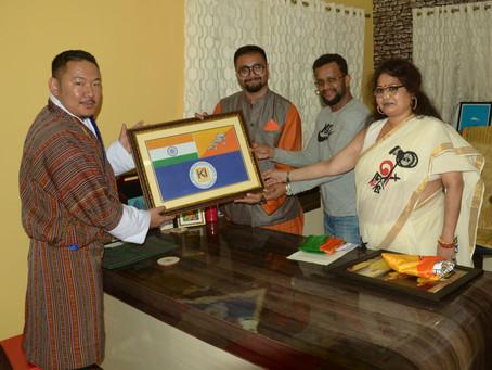 UECPF Signs MoU with KEI, Kolkata