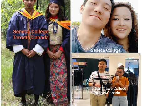 Successful Visa (Open Work Permit) for Spouse of Students for Jan 2021. Seneca & Fanshawe College