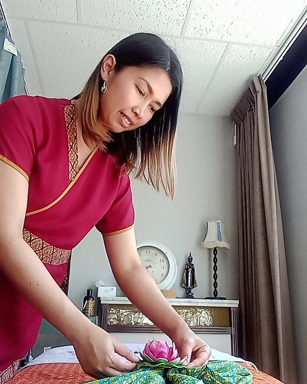 Medewerkster Thai Time Wellness