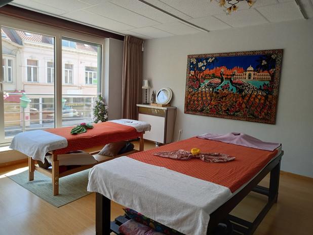 Duo-massagekamer Thai Time Wellness