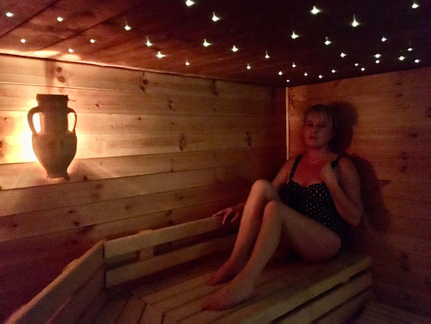 Sfeerbeelden privé-sauna Thai Time Wellne