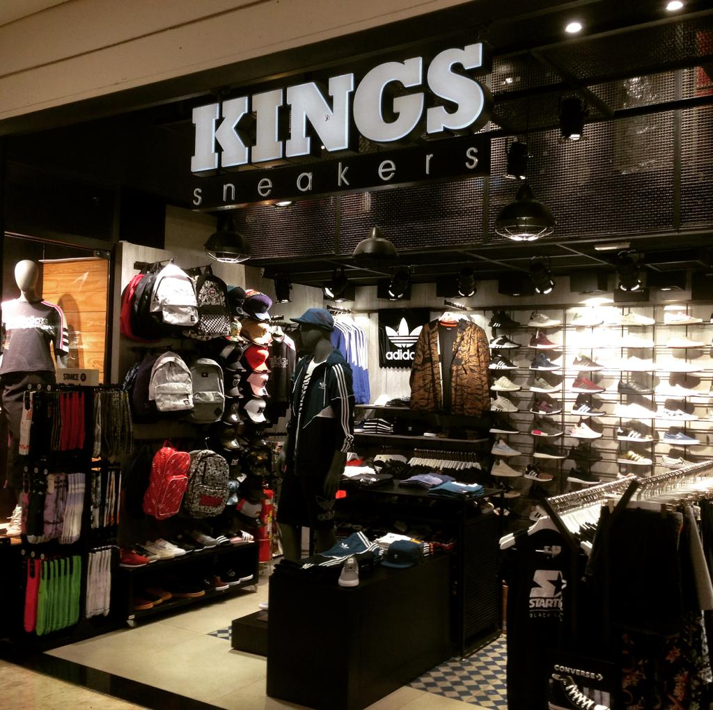 Kings Morumbi shopping