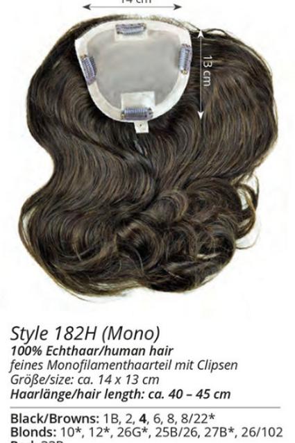 STYLE 182 HH( MONO)
