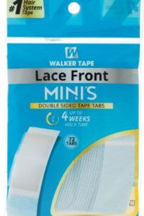 cintas adhesivas para pegar pelucas y prótesis capilares, para facilitar  el uso del pegado(sale rápido pero pega fuerte)