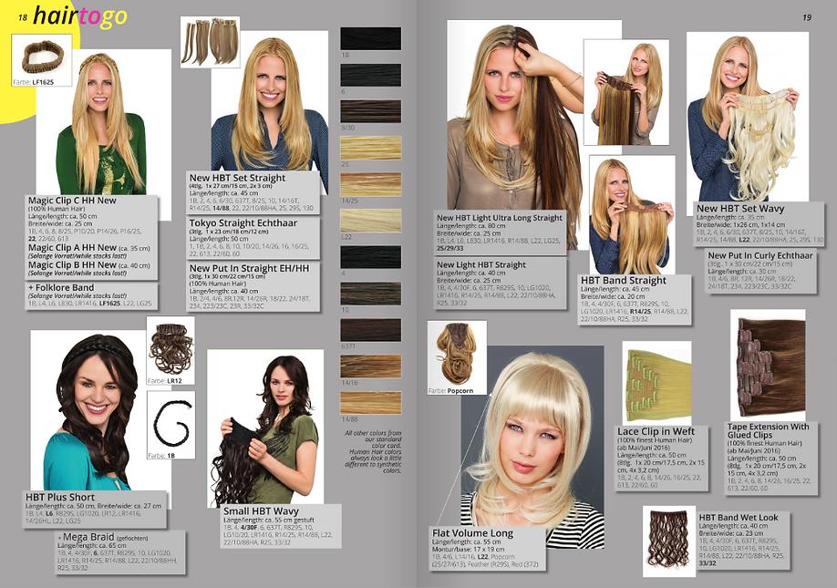 Extensiones de cabello natural diversos colores Lima Perú