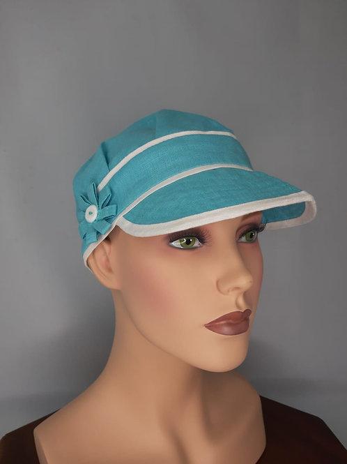 turbante gorrita para el verano ,estilo moderno y casual