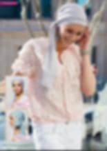 Turbante de Moda para el verano,Confeccionados en tejidos suaves,Su diseño esta especialmente creado para cubrir todas las zonas afectadas por la alopecia causada por los tratamientos de quimioterapia y radioterapia.