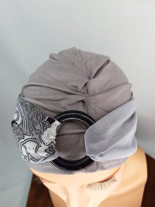 lindo turbante para combinar con pañuelos