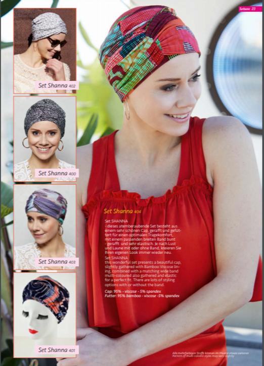Turbante  oncológico en tela e bambú Su diseño esta especialmente creado para cubrir todas las zonas afectadas por la alopecia causada por los tratamientos de quimioterapia y radioterapia  Lima - Perú.