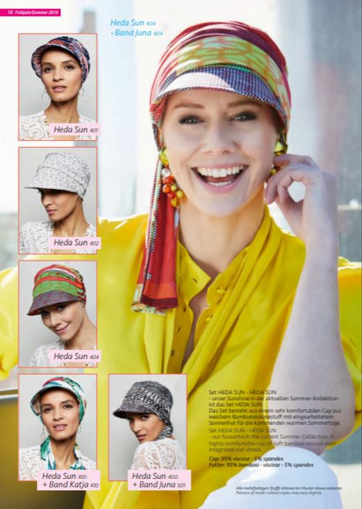Turbante de tela de bambú ,Su diseño esta especialmente creado para cubrir todas las zonas afectadas por la alopecia causada por los tratamientos de quimioterapia y radioterapia  Lima - Perú.
