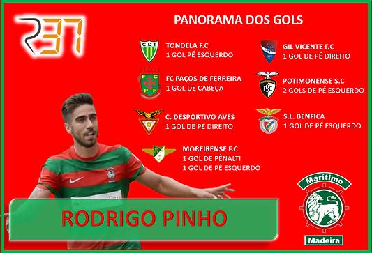Panorama dos Gols - Rodrigo Pinho Oficia