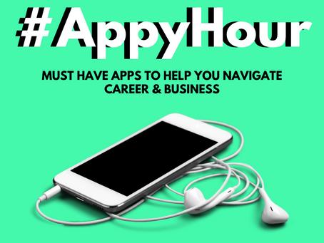 #AppyHour