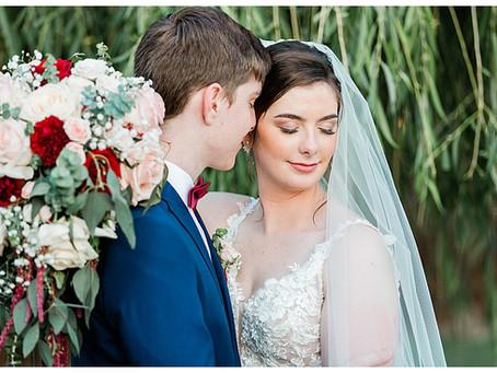 Ashlynn and Christian | Wedding at Rose Briar Place, Oklahoma City