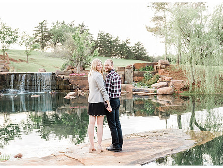 Hannah and Matthew | Esperanza Ranch Engagement Session