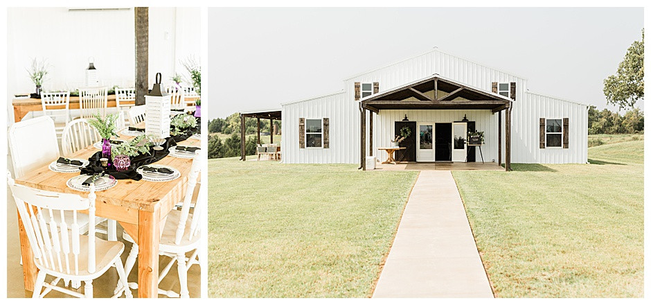 Southern Cedars exterior and interior Earlsboro, Oklahoma