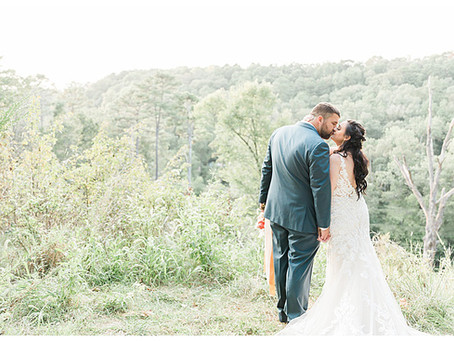 Lauren & Travis - Destination Wedding at Thorncrown Chapel Eureka Springs, Arkansas