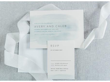 Basic Invite Wedding Invitations | Featured Vendor