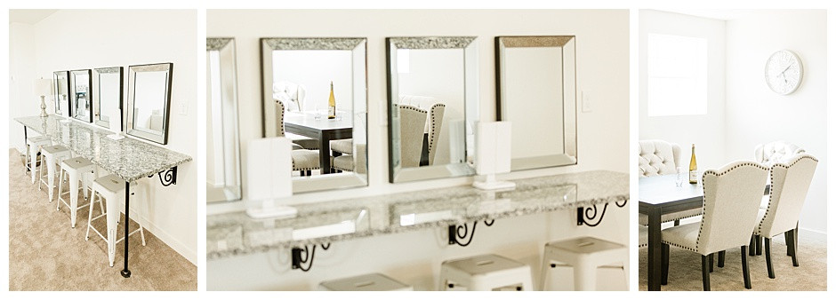 Hudson Springs Events Bridal Suite