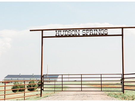 Hudson Springs Events in Guthrie, Oklahoma | Featured Venue