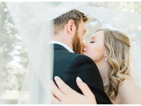 Carrie & Travis | Wedding at Hope Lutheran Church, Fargo, ND