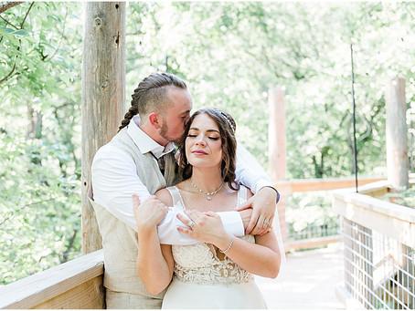 Rebecca & Christian | Merrick Hollow Merrick, Oklahoma