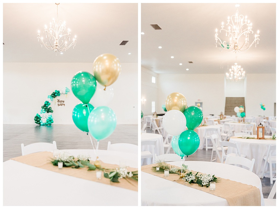 Hudson Springs Events Decorations