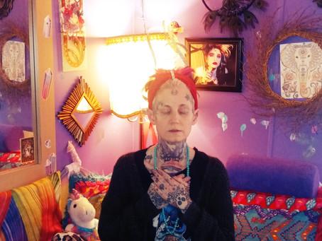 Crystal Le Fay Spiritual Sunday Message