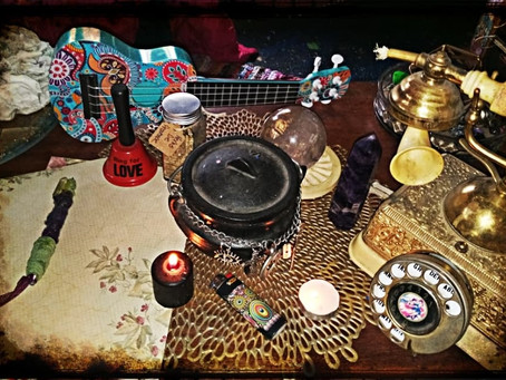 Contacting your Spirit Guides using kitchen herbs & spices
