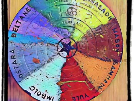Wiccan Wheel Holidays - Lughnassad, Lammas