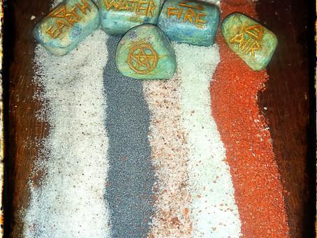Magickal Uses of Salt