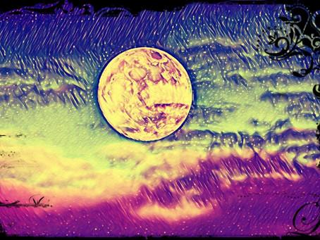 Full Moon Energy Day 1 of 7