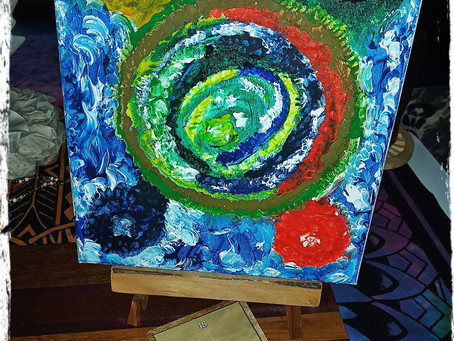 Psychic Painting Reading