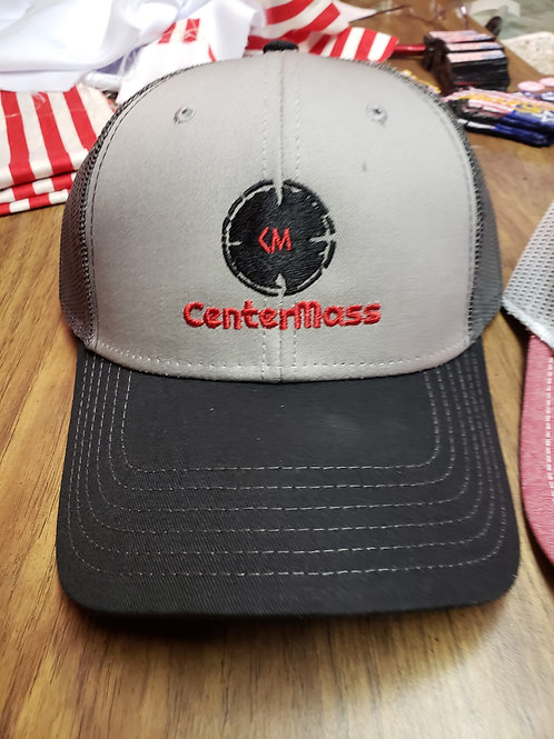 CenterMass SnapBack Trucker Style Hat