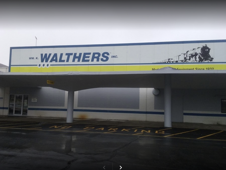 Wm. K. Walthers, Inc.  // Model Railroading