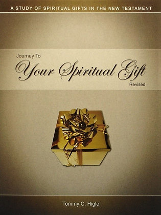 Journey To Your Spiritual Gift, Revised