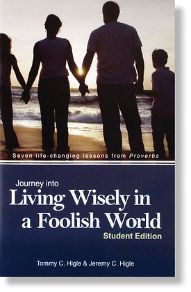 Digital PowerPoint® Journey Into Living Wisely in a Foolish World - Youth (KJV)
