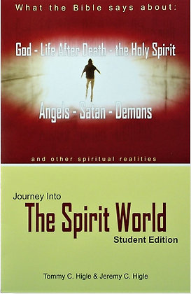Journey into the Spirit World - Youth Edition