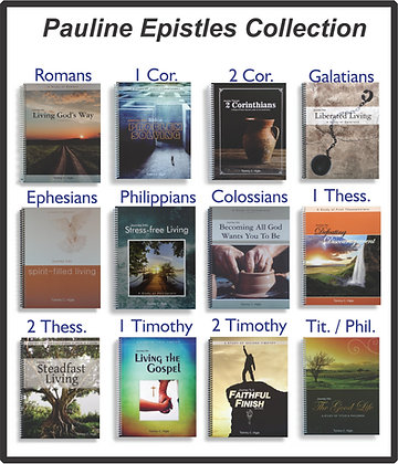 Pauline Epistles Study Collection