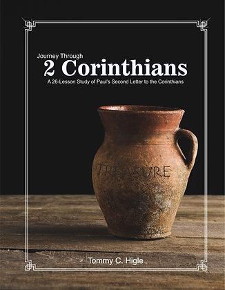 Journey Through 2 Corinthians
