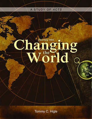 Journey Into Changing the World (Acts)