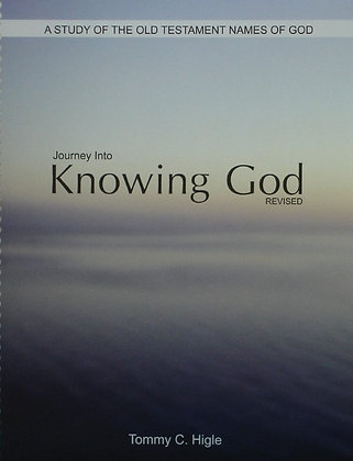 Journey Into Knowing God, Revised (Names of God)