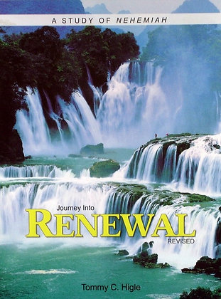Journey Into Renewal, Revised (Book of Nehemiah)