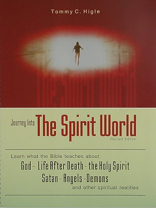Journey Into The Spirit World, Revised