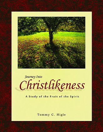 Journey Into Christlikeness (Fruit of the Spirit)