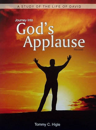 Journey Into God's Applause, Revised (Life of David)