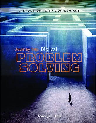 Journey Into Biblical Problem Solving (1 Corinthians)