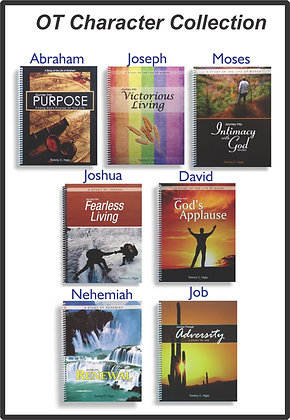 Old Testament Character Study Collection